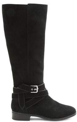 Kensie Capello Suede Tall Boots