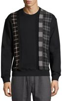 3.1 Phillip Lim French Terry Cotton Sweatshirt