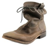 Lemaré 375 Round Toe Leather Ankle Boot.