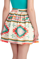 Sunset Out for Adventure Skirt