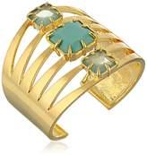 Vince Camuto Gold-Tone Cutout Cuff Bracelet