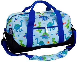 Olive Kids Wildkin Dinosaur Land Overnighter Duffel Bag