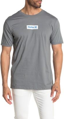 Hurley Oao Small Box Short Sleeve T-Shirt