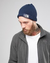 The North Face Shipyard Beanie In Blue