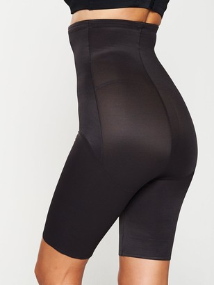 Miraclesuit High Waist Thigh Slimmer - Black
