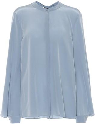 Schumacher Dorothee Playful Surprise silk blouse
