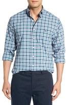 Vineyard Vines 'Tucker - Lacker' Slim Fit Plaid Sport Shirt