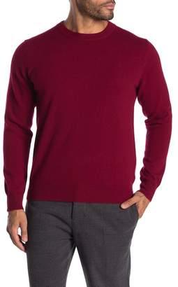 Qi Cashmere Crew Neck Sweater