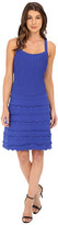 Nanette Lepore Scallop Edge Dress