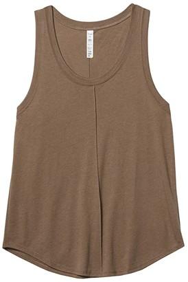 Alo New Moon Tank (Black) Women's Clothing