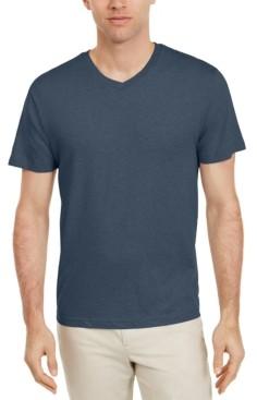 Alfani Men's Fashion V-Neck Undershirt, Created for Macy's