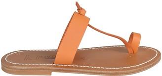 K. Jacques Ganges Flat Sandals