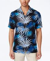 Tommy Bahama Men's Firework Palm Tropical-Print Silk Camp Shirt