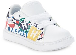 Tommy Hilfiger Baby Girl's Girl's Iconic Court Sneakers