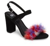 BP Women's Lula Block Heel Slingback Sandal