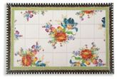 Mackenzie Childs MacKenzie-Childs Flower Market Floor Mat