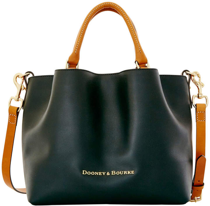 dab1542bf Dooney & Bourke Black Leather Tote Bags - ShopStyle