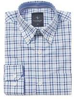 Tailorbyrd Boys' Long Sleeve Woven Light Blue Shirt.