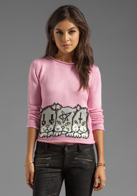 UNIF Meowtal Sweater