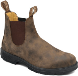 Blundstone Rustic Brown BCCAL01510585/999 Super 550 Boots - rustic brown | 41