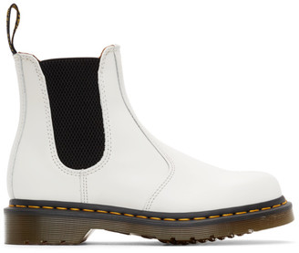 Dr. Martens White 2976 Boots