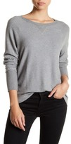 Three Dots Shala Brushed Crew Neck Sweater