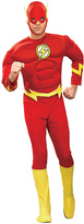 Rubie's Costume Co Deluxe the Flash Costume Set - Men