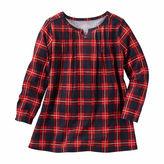 Osh Kosh Oshkosh Long Sleeve A-Line Dress - Toddler