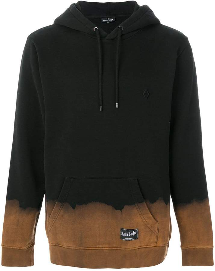 Marcelo Burlon County of Milan tie-dye hooded sweatshirt