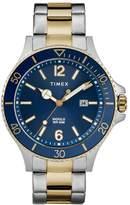 Timex Harborside Men's Two-Tone Bracelet Watch
