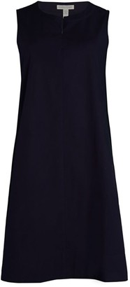 Eileen Fisher Sleeveless Shift Dress