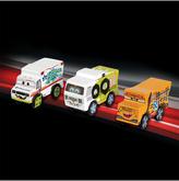 Kid Kraft Cars 3 Crazy Eights Toy Car Set
