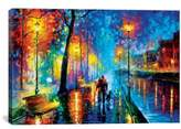 iCanvas 'Melody Of Night' Giclee Print Canvas Art