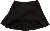 Miss Behave girls Black Serena Skirt