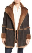 Blue Duck Women's Genuine Toscana Shearling Coat