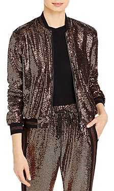 Pam & Gela Rose Mirror Ball Jacket