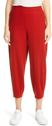 Eileen Fisher Wool Ankle Lantern Pants