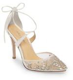 Bella Belle Florence Embellished Bow Sandal