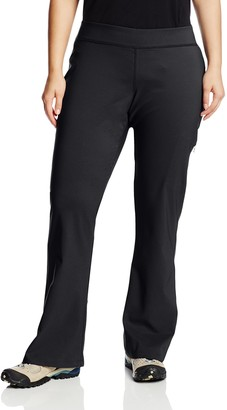 Columbia Women's Plus-Size Back Beauty Boot Cut Pant Plus