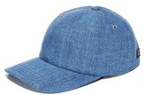 Ami Light Indigo Denim Cap