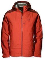 L.L. Bean TEK O2 3L Storm Jacket, Colorblock