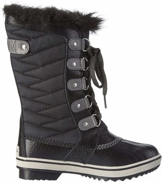 Sorel Children Unisex Boots YOUTH TOFINO II Brown (Curry)/Blue (Reef) Size UK: Child 4