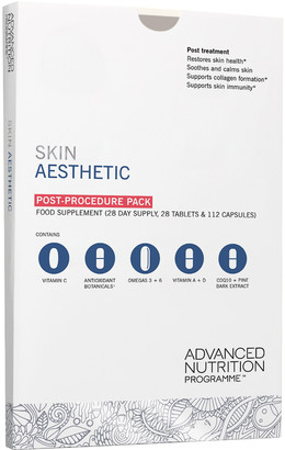 Advanced Nutrition Programme Skin Aesthetic Post-Procedure Pack x 28 Day Supply