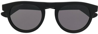 RetroSuperFuture Chunky-Rounded Sunglasses