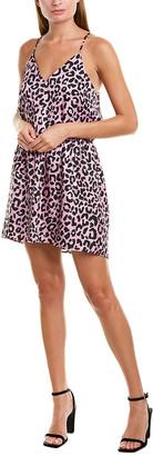 Milly Ciera Silk Shift Dress