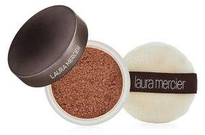 Laura Mercier Make it Matte 2-Piece Translucent Loose Setting Powder & Velour Puff Set