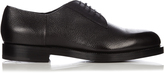 Pierre Hardy Wall Street leather derby shoes
