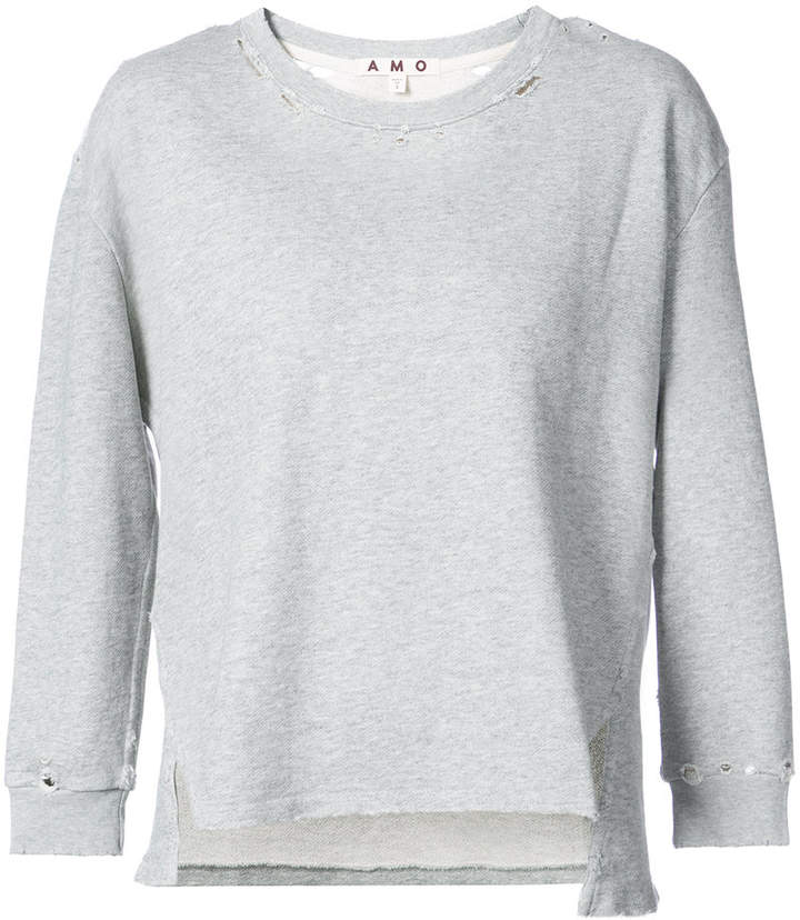 Amo round-neck sweatshirt