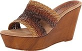 Sbicca Women's Cayucos Wedge Sandal