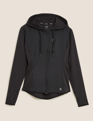 Marks and Spencer Padded Hooded Running Jacket